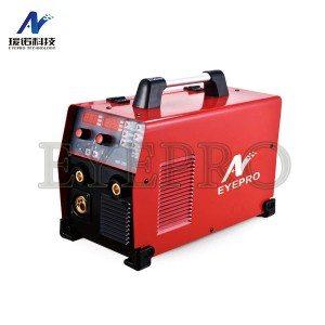 3-MIG / MMA / TIG Dalam 1 multifungsi Welding Machine MP-200