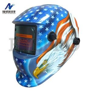 Blue Decals For Mask 7