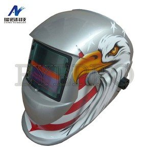Silvery White Decals For Mask 6